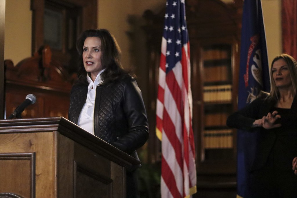 13 Charged In Plan To Kidnap Michigan Governor Gretchen Whitmer
