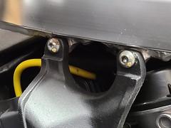 GSX-R1100W engine bolts