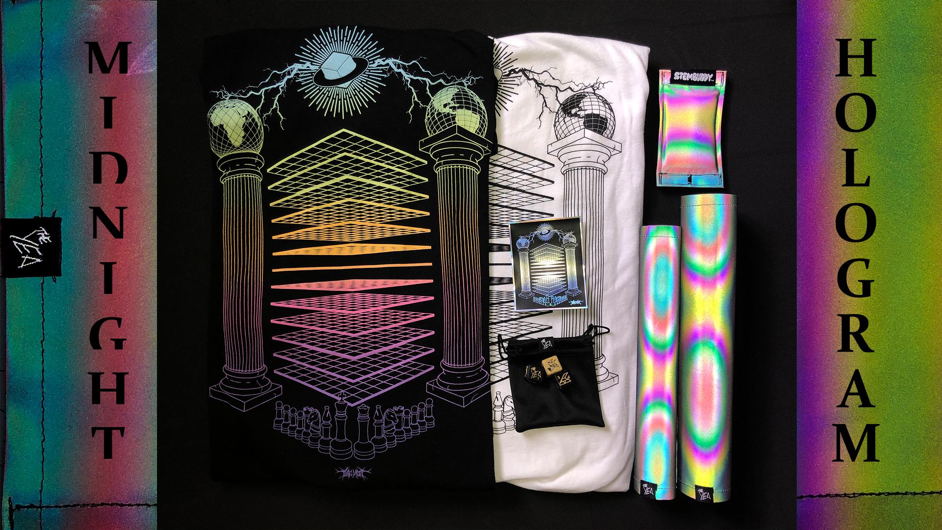 The Yea BMX Midnight Hologram