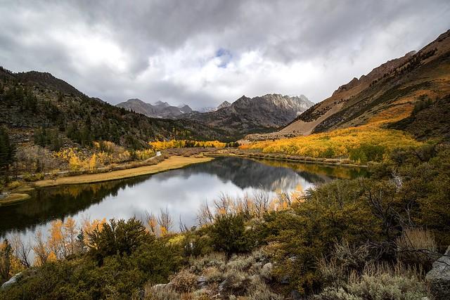 Fall meets Eastern Sierra