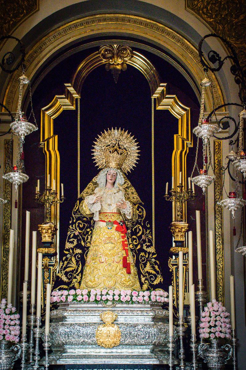 María Santísima de los Dolores Coronada