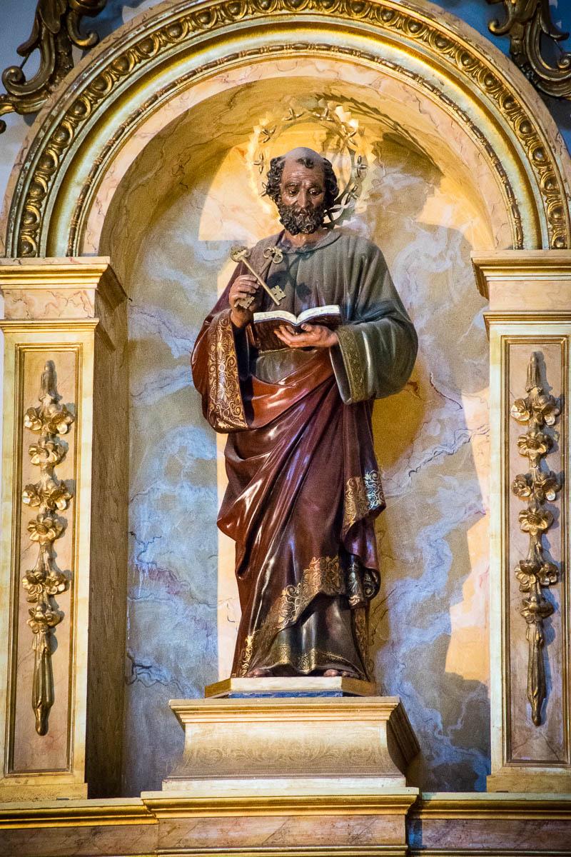 Imagen de San Pedro Apóstol