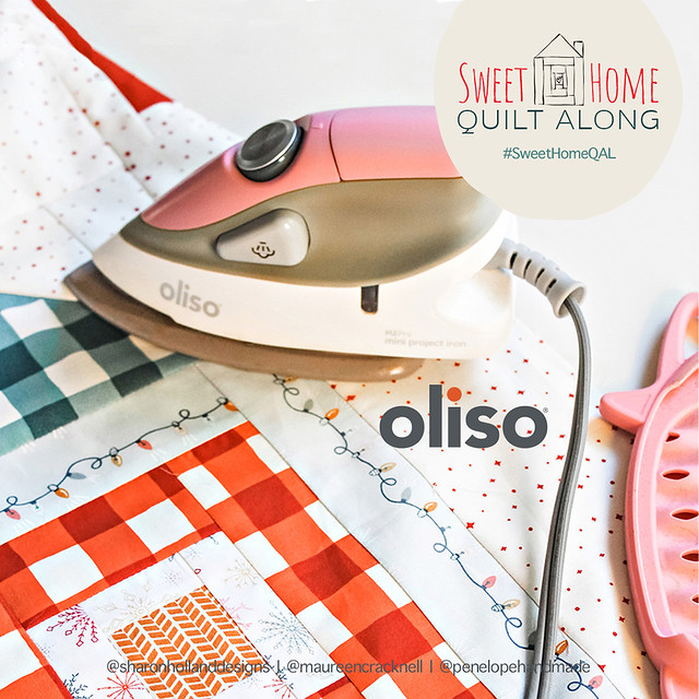 Sweet Home Oliso Giveaway sq 2