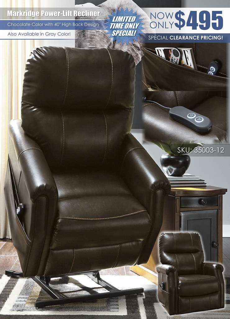 Markridge Chocolate Power Lift Recliner Special_35003-12-T127-630