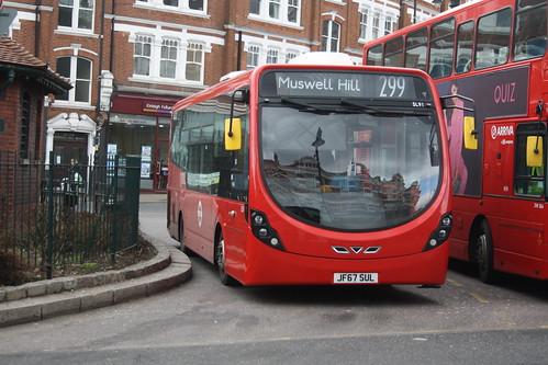 Sullivan Buses SL91 JF67SUL