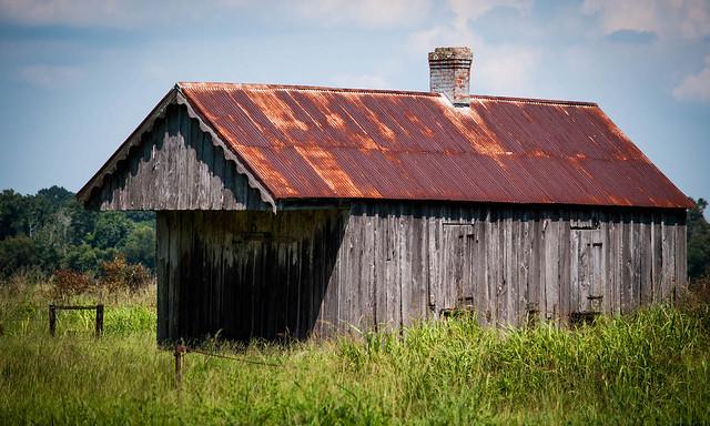 Abandoned Slave Cabin