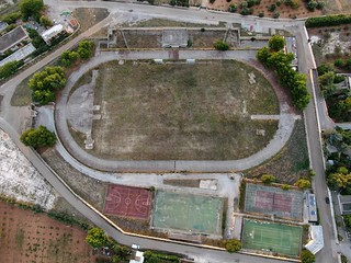 Campo sportivo - febbraio 2020