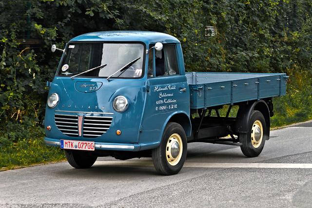 Goliath Express 1100 Pritschenwagen (1123)