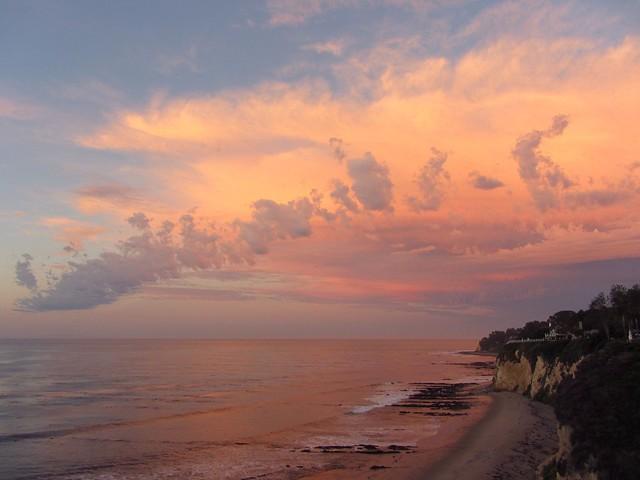 tbt: Paradise Cove sunrise