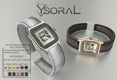 ~~ Ysoral ~~ .:Luxe watch Gaia :.