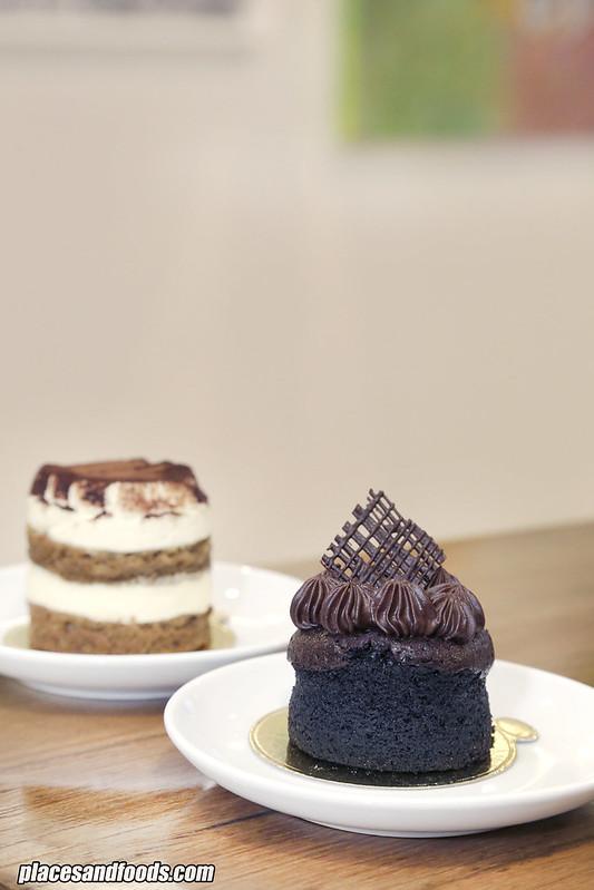 lavile du chocolate dessert