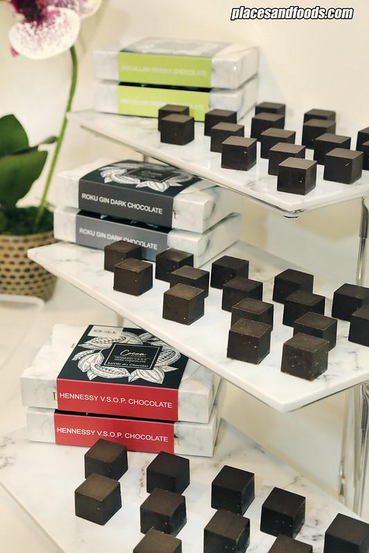 lavile du chocolate alcohol series
