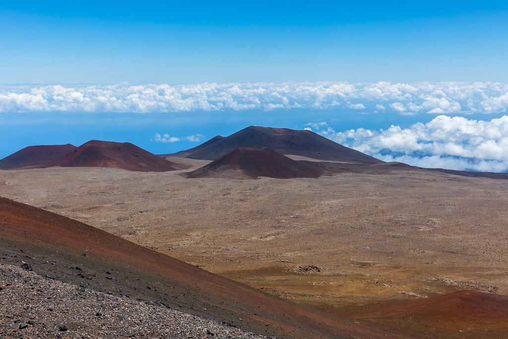 Hawaii. Mauna Kea