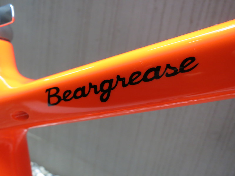 SALSA Beargrease Custom AXS Logo 2