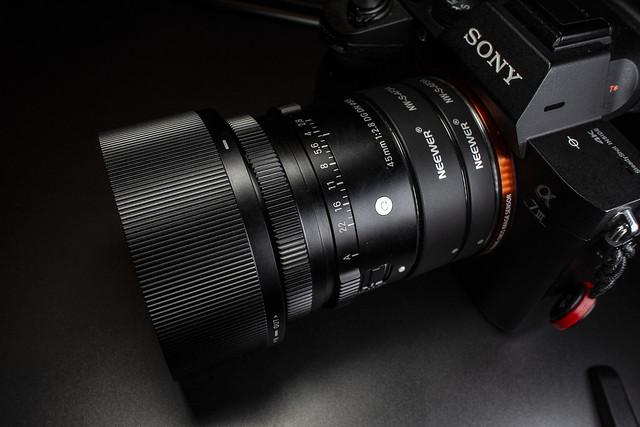 Sigma 45mm f/2.8 Contemporary