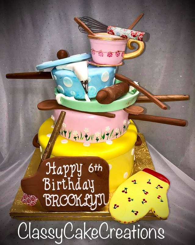 Cake by Classy Cake Creations