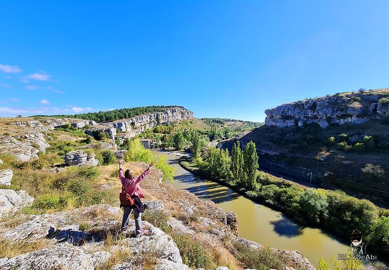 Descubre el Cañón de la Horadada cerca de Aguilar de Campoo