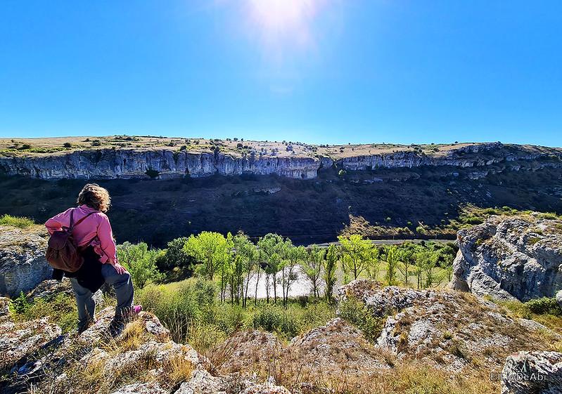 Descubre el Cañón de la Horadada cerca de Aguilar de Campoo (13)