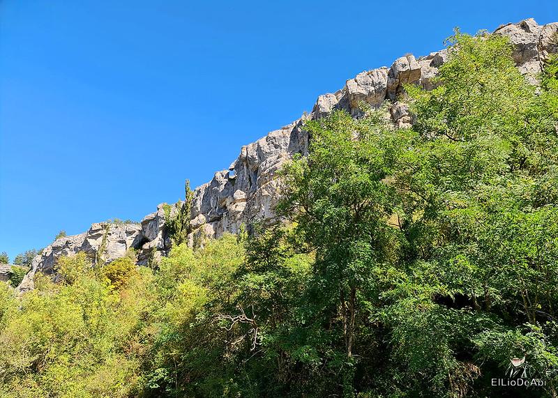 Descubre el Cañón de la Horadada cerca de Aguilar de Campoo (1)