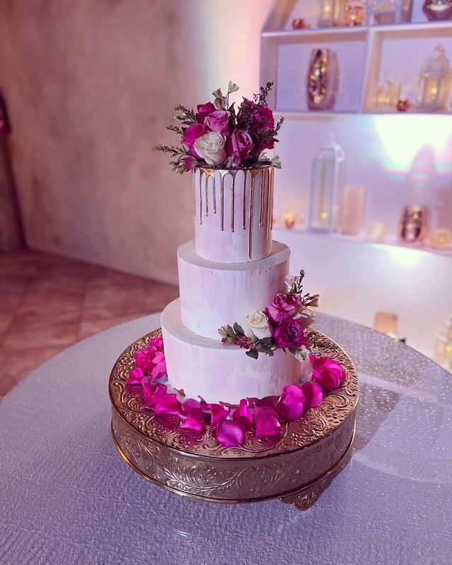 Cake by Sugar Mama's Cakery