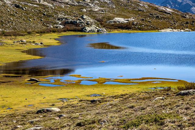 Lac de Nino / Lavu di Ninu
