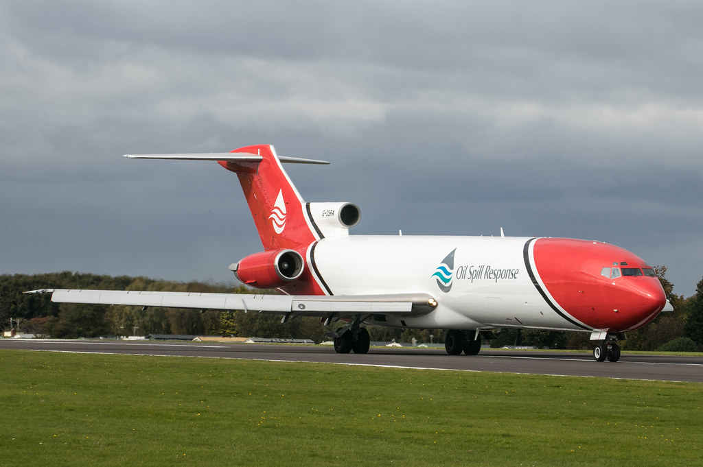 Boeing 727 - G-ORSA