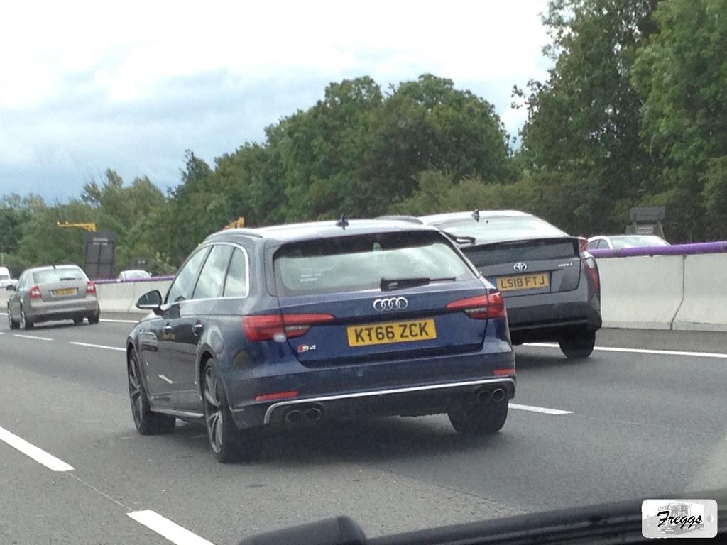 Audi S4 Avant - England