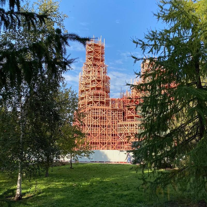 Храм А. Невскаго