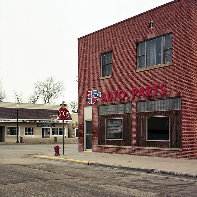 Auto Parts. Belle Fourche, SD 57717