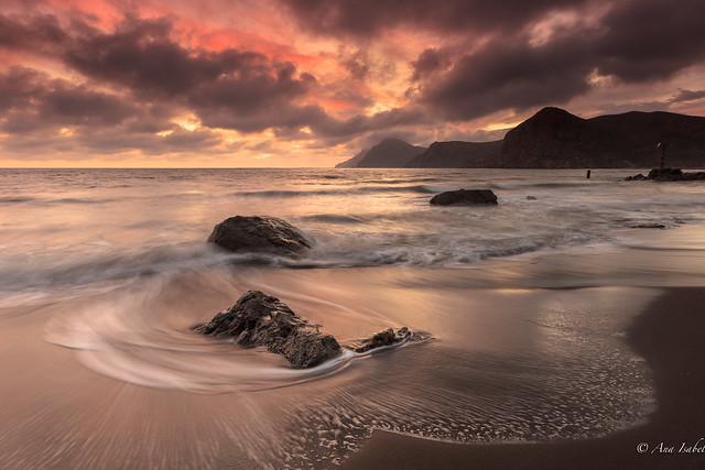 Atardecer otoñal / Autumn sunset