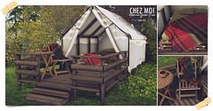 Woods Glamping Set CHEZ MOI