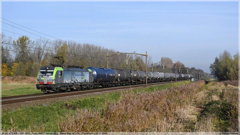 BLSC 475 405 + IRP 2201 | Dordrecht | 24-11-2019
