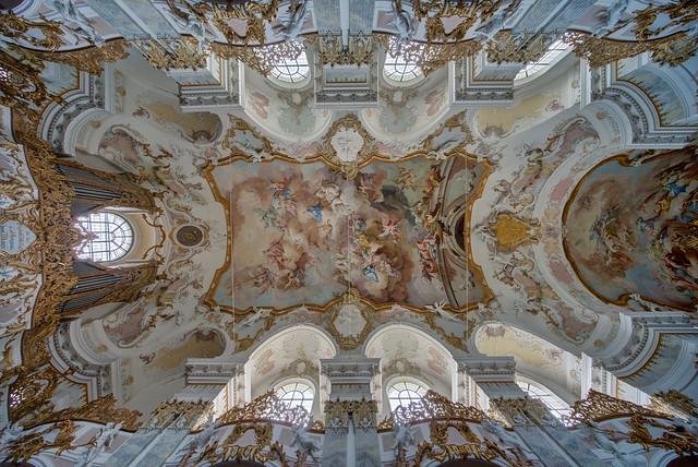 Fürstenzell, ehem. Abteikirche Mariä Himmelfahrt