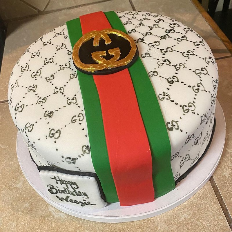 Gucci Cake from Sweet Sensations by Vandrea