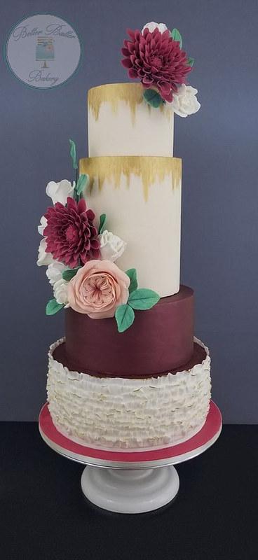 Cake by Better Batter Bakery