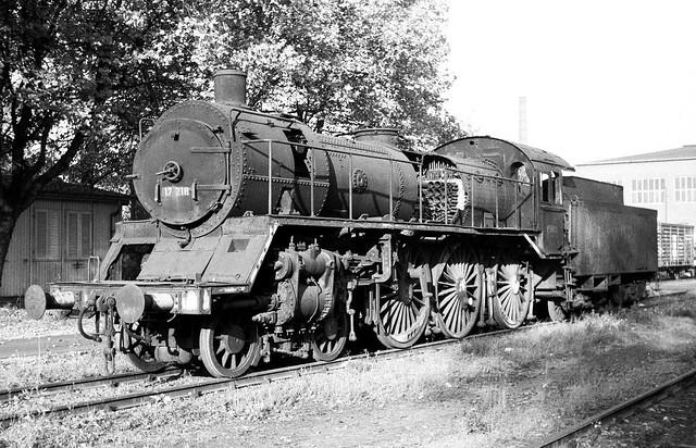 DB 17 218 (ex K.P.u.G.H.St.E. S 10.2 1202 Erfurt; Vulcan 1915) Bw Krefeld +