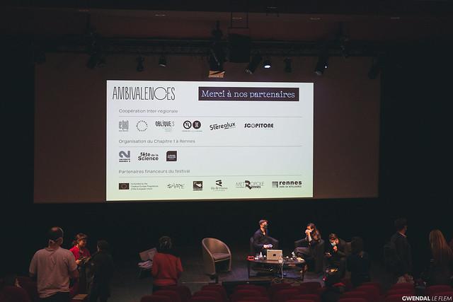 Ambivalences - Espace Tambour Université Rennes 2