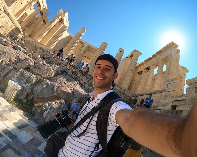 Entrada sin colas para la Acropolis de Atenas