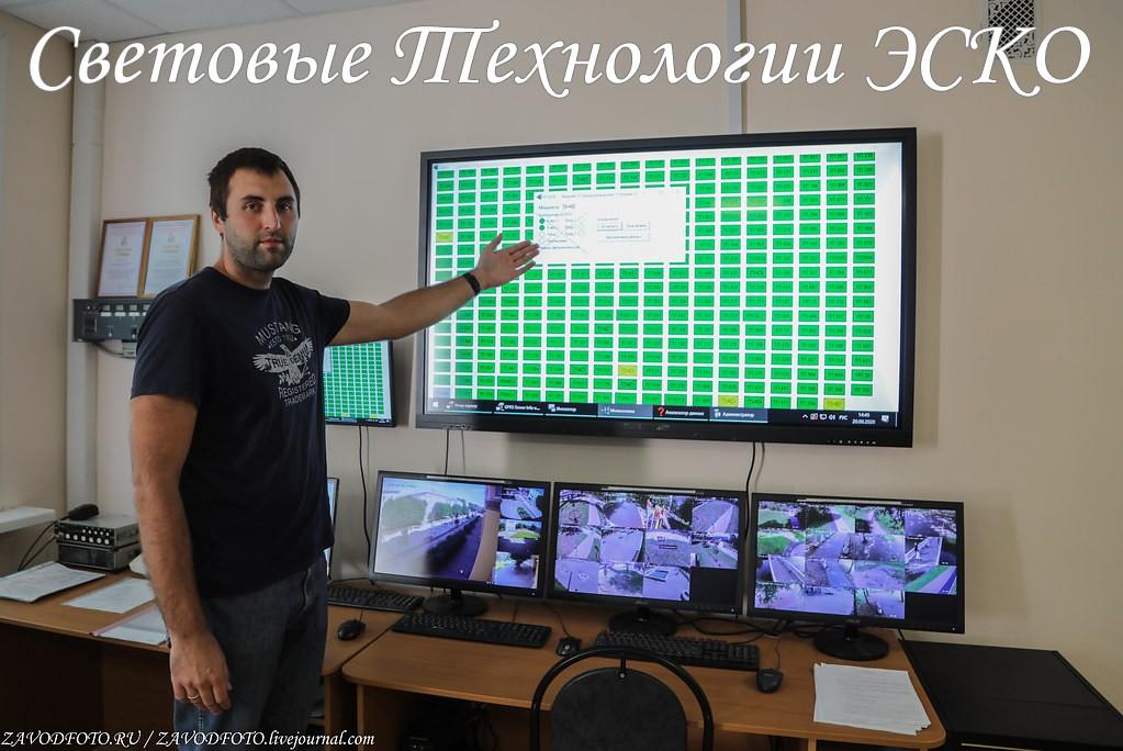 Световые Технологии ЭСКО