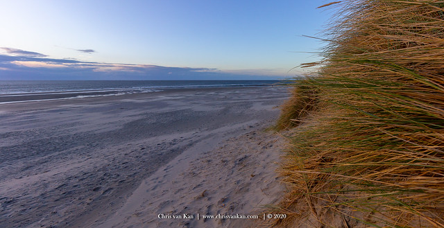 Ameland Beach, Netherlands