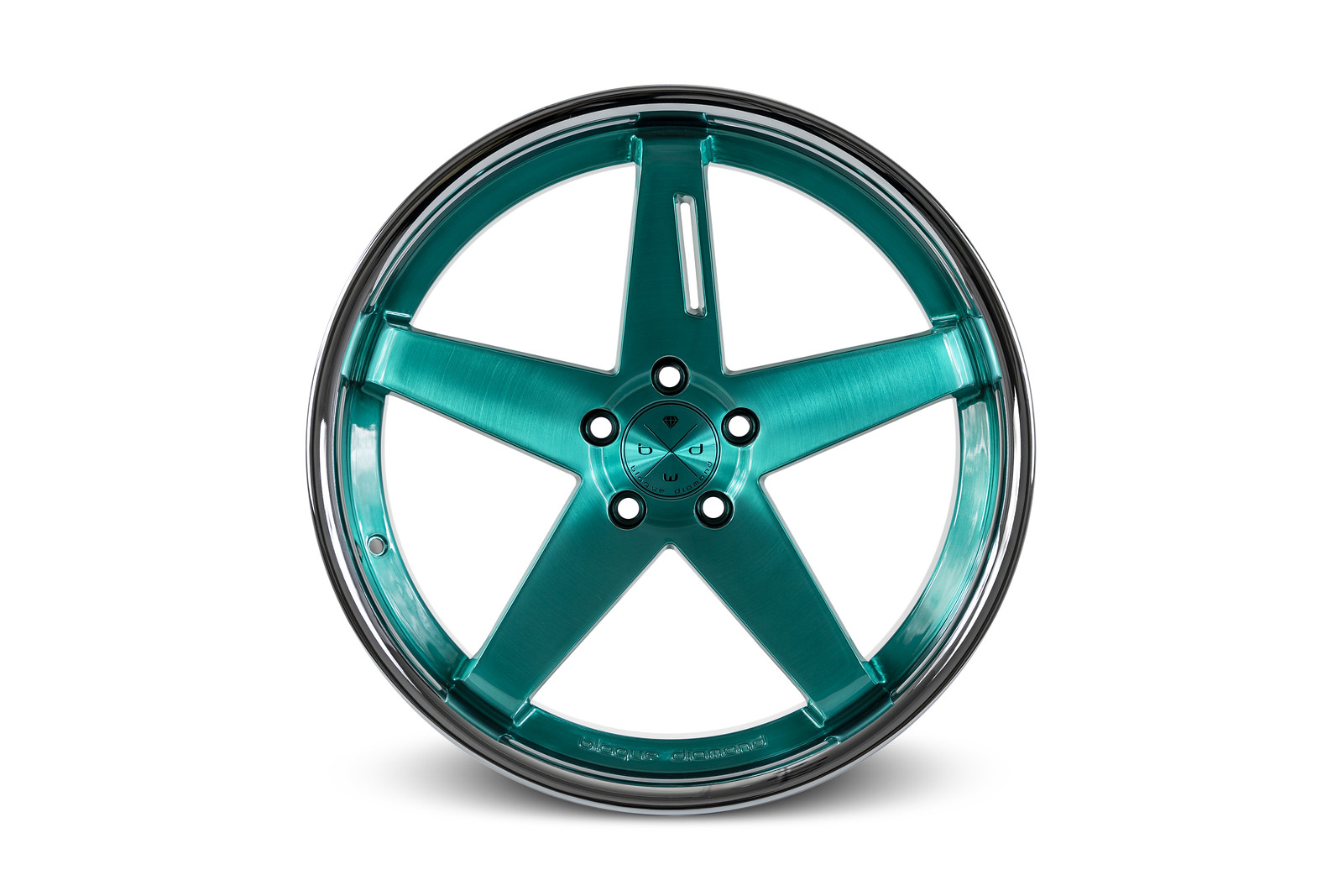 BD21_Custom_Finish_Turquoise_Clear_Chrome_Lip_1