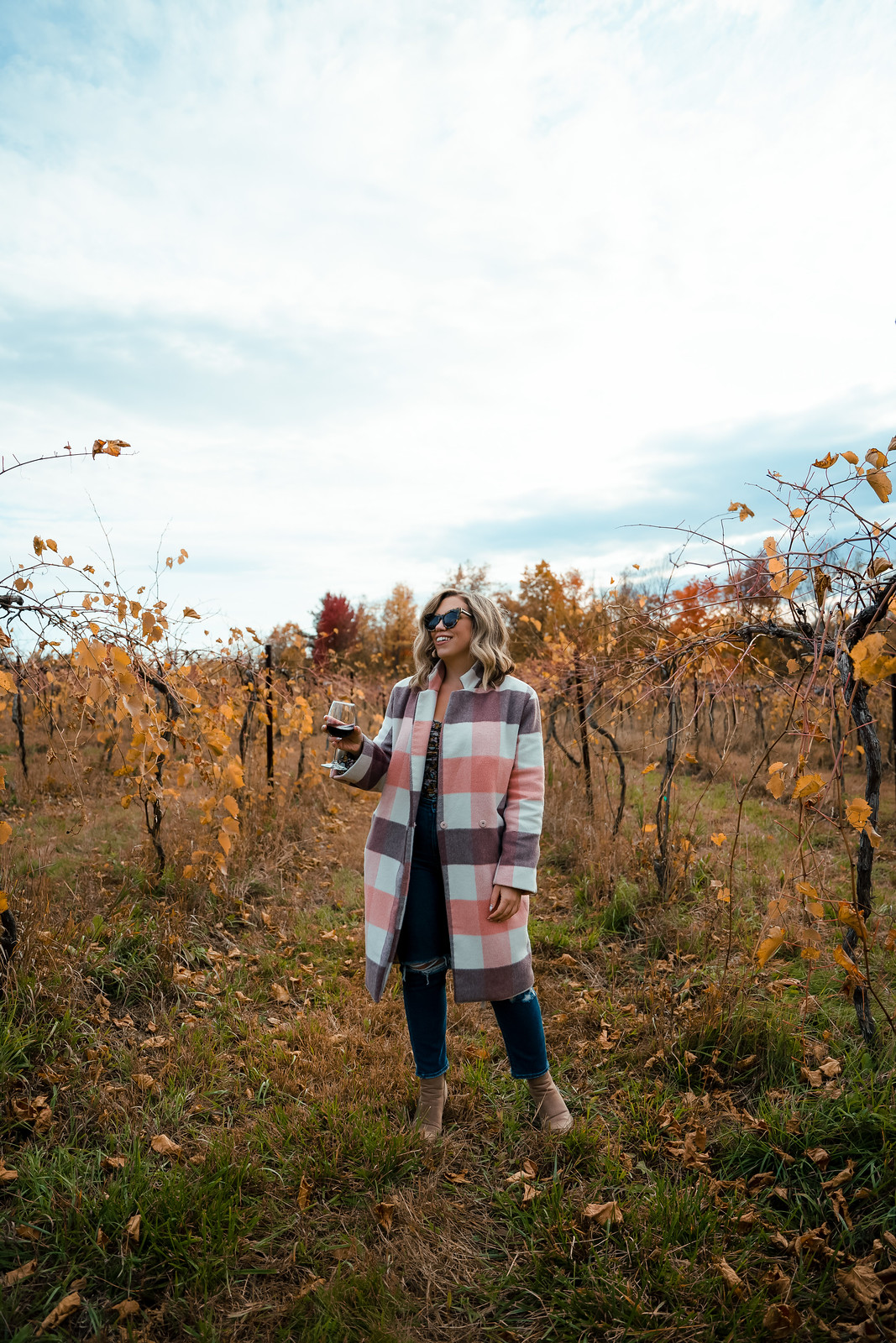 Shelburne Vineyard Winery | Shelburne VT | My Complete Vermont Fall Travel Guide: What to See, Do & Eat | Ultimate Fall Guide to Vermont | 5 Day Vermont Road Trip | Fall Foliage Road Trip Guide