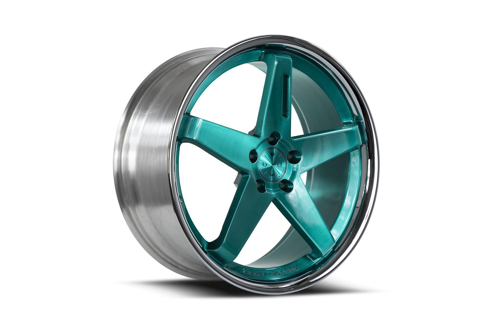 BD21_Custom_Finish_Turquoise_Clear_Chrome_Lip_2