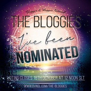 I've Been Nominated- The Bloggies 2020 | by Shocking Wonder