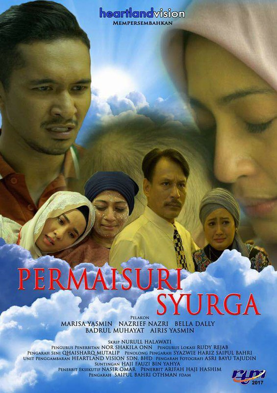 Poster Permaisuri Syurga
