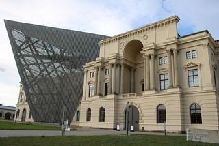 Dresden: MHM - Militärhistorisches Museum der Bundeswehr