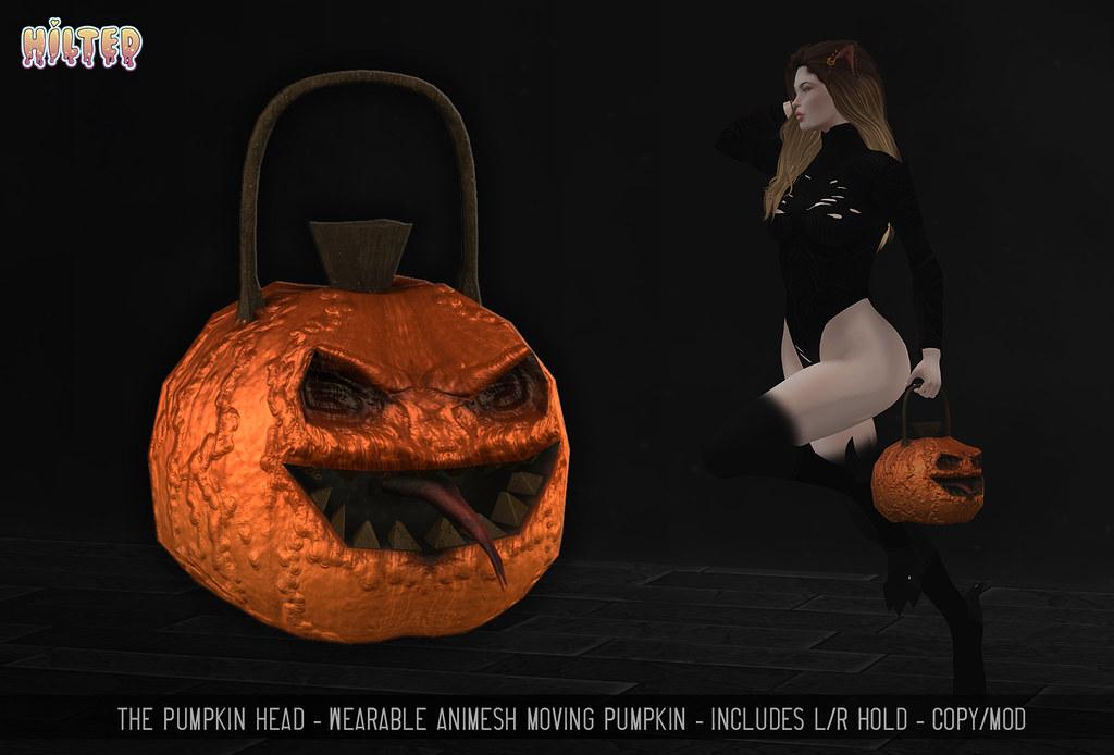 HILTED - The Pumpkin Head
