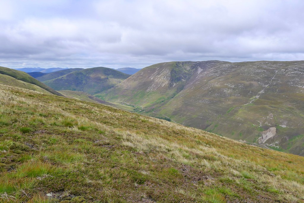 Glen Roy from Carn Bhrunachain