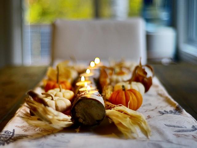Thanksgiving decor... (Leica M8+Voightlander Nokton 40mm f1.4)