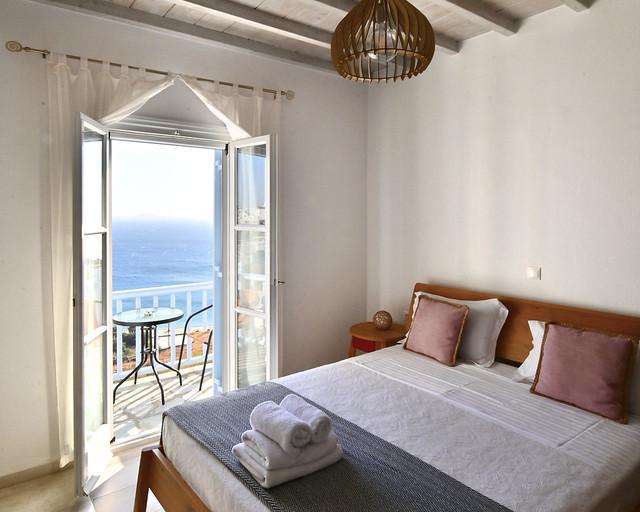 Alojamientos en Grecia
